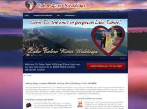 Reno Tahoe Weddings