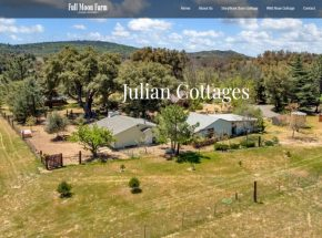 Julian Cottages @ Full Moon Farm